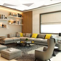 Individual Houses & Row Houses Interior Designing