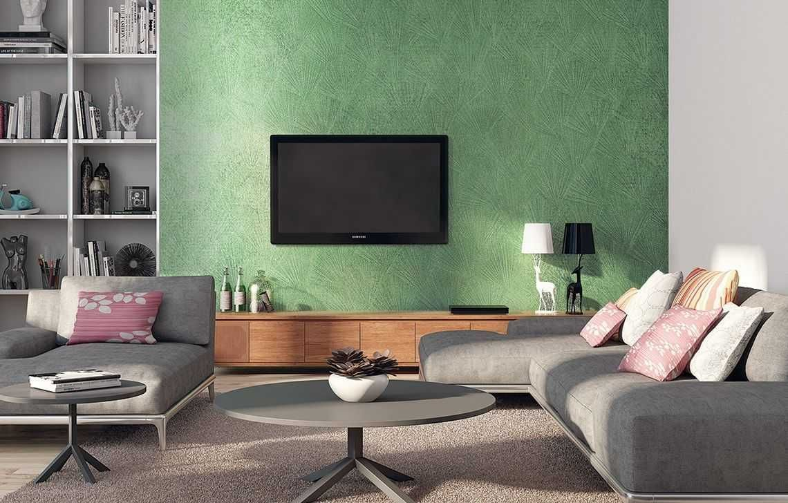 Choosing the Right Wall Finish for Luxury Interior